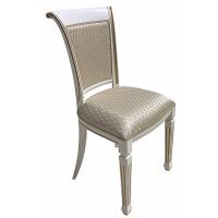 CINFS03  ИНФИНИТИ S/ сопрано ком крем стул с накладным сиденьем и мягкой спинкой
