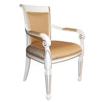 CTIFS04 ТИФФАНИ S/ сопрано ком голд стул с подлокотниками