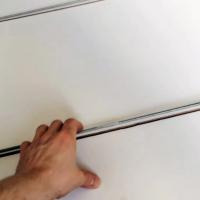 Врезка выпрямителя фасадов с установкой