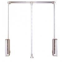 Лифт для одежды 113 телескопический L600-830мм GR113A.083GR
