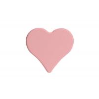 0085RO153CV Ручка-кнопка 32 мм, отделка розовая