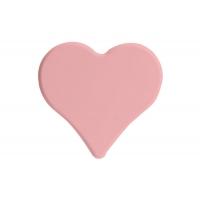 0086RO153CV Ручка-кнопка 32 мм, отделка розовая