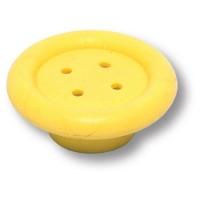 03.0628.070 Ручка кнопка детская, пуговица желтая