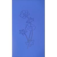 Фрезеровка 043 Цветок, фасады МДФ в пленке ПВХ, любые размеры