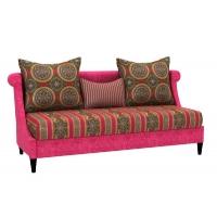 Мебельная ткань жаккард FORTUNE Pink Ruby (Фортун Пинк Руби)