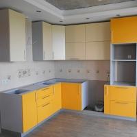 RAL 1003 краска для фасадов МДФ сигнальная желтая