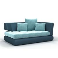 Мебельная ткань микрофибра MARKO POLO Skuba Blue (Марко Поло Скюба Блю)