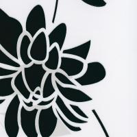 Роза глянец, пленка ПВХ 1075-06