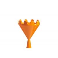 Вешалка напольная SCACCO MATTO, отделка оранжевая