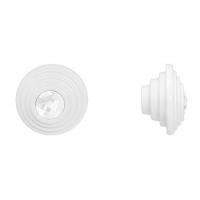 24273Z05200.F5 Ручка-кнопка, отделка белая матовая