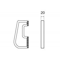 Расширитель дополнительный для пантографа 700/A