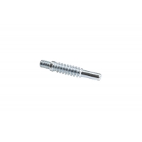 Втулка М8x64мм для стяжки червячной, отделка цинк