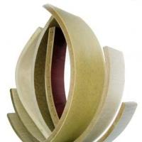 Чистовое опиливание по заданной хорде (по ширине) для выгнутых радиусных фасадов из заготовки