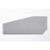 Комплект декоративных крышек FREEfold, цвет серый