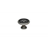24177Z03000.25 Ручка-кнопка, отделка серебро старое