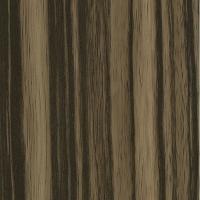 Зебрано темный глянец, пленка ПВХ 1853