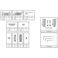 Plano Комплект компонентов для шкафа L=2000