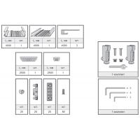 Plano Комплект компонентов для шкафа L=4000