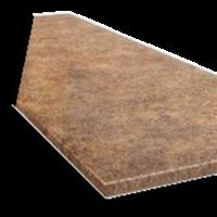 Сложная деталь, угловой спил столешницы 28-38мм