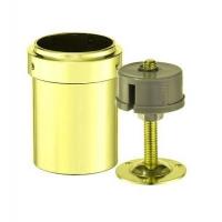 K103OT Крепление верхнее для барной стойки d=50 мм, золото
