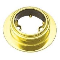 K108OT Универсальное крепление стойки d=50 мм, золото