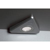 Комплект из 3-х светильников LED Triangolo, 5000K, отделка под алюминий