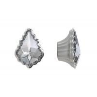 24274Z04200.78 Ручка-кнопка, отделка серебро