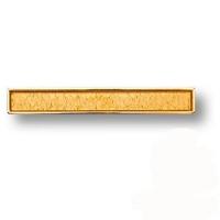 15.138.96 VS 05 19 Ручка скоба, эксклюзивная коллекция, глянцевое золото24 k 96 мм