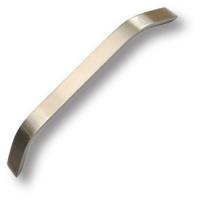 827160MP08 Ручка скоба модерн, сатин-никель 160 мм