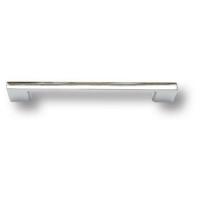 7050.0128.026 Ручка скоба модерн, глянцевый хром 128 мм