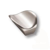 466032MP08 Ручка кнопка модерн, сатин-никель 32 мм