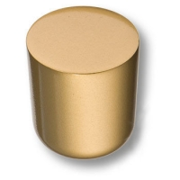8161-200 Ручка кнопка модерн, матовое золото