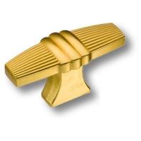 4255 0008 GLB Ручка кнопка, матовое золото