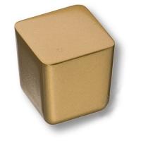 8151-200 Ручка кнопка модерн, матовое золото