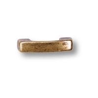 7001.0032.002 Ручка скоба современная классика, старая бронза 32 мм