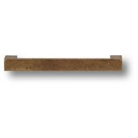7041.0192.002 Ручка скоба современная классика, старая бронза 192 мм