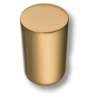 8162-200 Ручка кнопка модерн, матовое золото