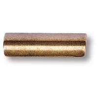 7579.0032.002 Ручка кнопка современная классика, старая бронза 32 мм