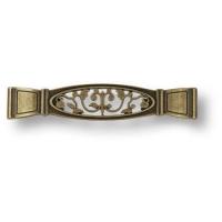 15.169.96.12 Ручка скоба современная классика, античная бронза 96 мм