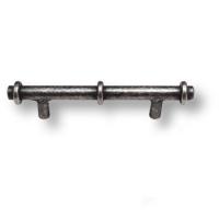 5706H Ручка скоба, современная классика, старое серебро 96 мм