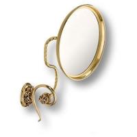 PV1611/L Зеркало для ванной комнаты, цвет - глянцевая латунь