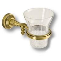 3515-12-013 Держатель для зубных щеток, латунь, эксклюзивная коллекция, цвет - старая бронза