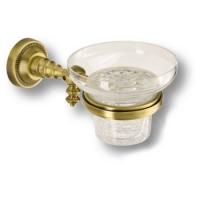 3509-12-013 Держатель для мыла, латунь, эксклюзивная коллекция, цвет - старая бронза
