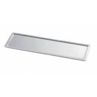 Поддон для посудосушителя в шкаф шириной 900 мм, нержавеющая сталь