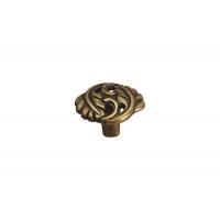 """WPO.712Y.000.M00D1 Ручка-кнопка,отделка бронза античная """"Флоренция"""""""
