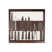 Ёмкость в базу 600, с набором ножей (9 предметов), венге, для ящика Hettich (L=470мм)