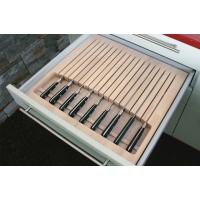 Ёмкость в базу 450, для 12 ножей, бук, для ящика Blum (L=500мм)