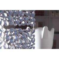 Комплект декоративных панелей BIBO 254х254мм (6 штук), отделка транспарент