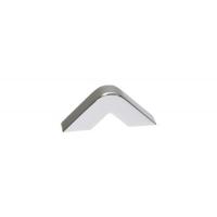 F103/A-CR Ручка-скоба 32мм, отделка хром глянец