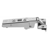 Петля Clip top к алюминиевой рамке 95° накладная под саморез